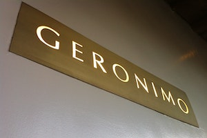 Geronimo Restaurant