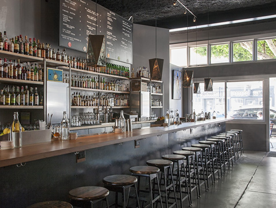 What to Eat While Drinking at San Francisco's ABV