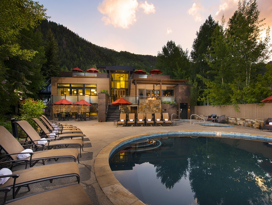 The Gant Condominiums Aspen Colorado United States