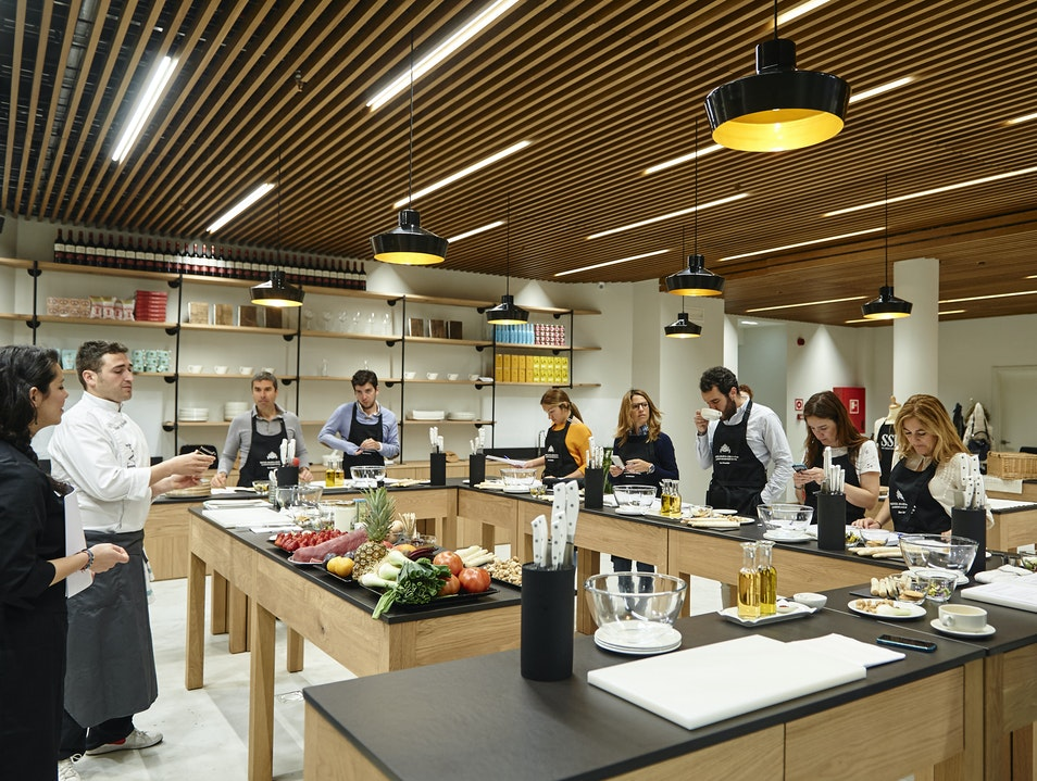 Cooking Class at San Sebastián Food Donostia  Spain