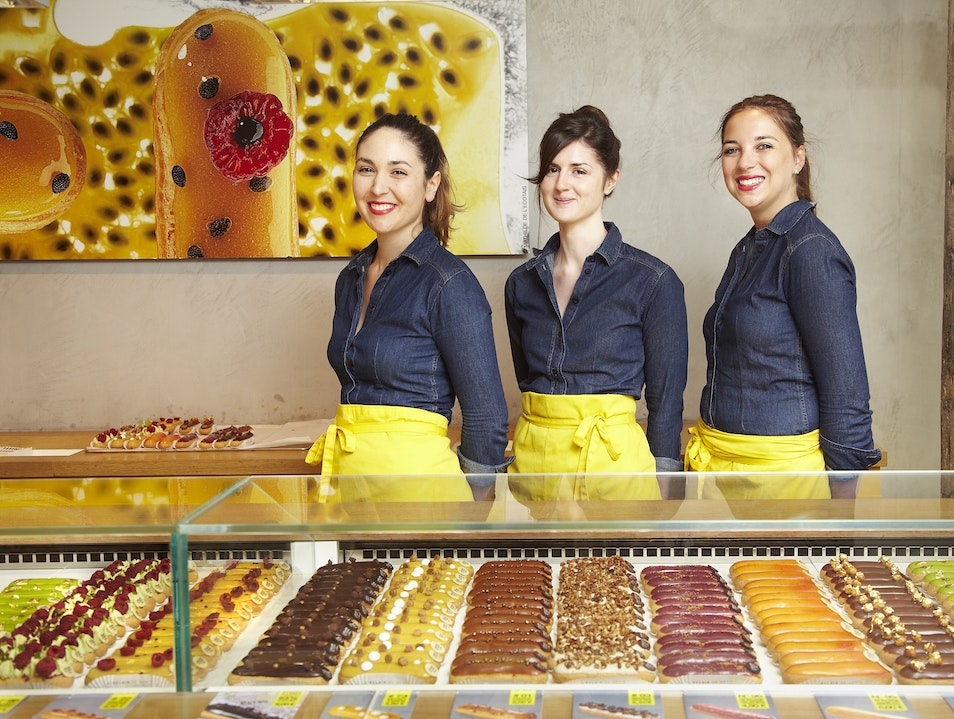 L'Éclair de Génie: Creative Twists on a Classic Treat