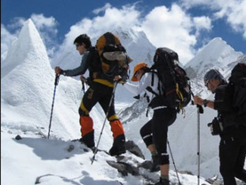 Island peak expeditions Kathmandu  Nepal