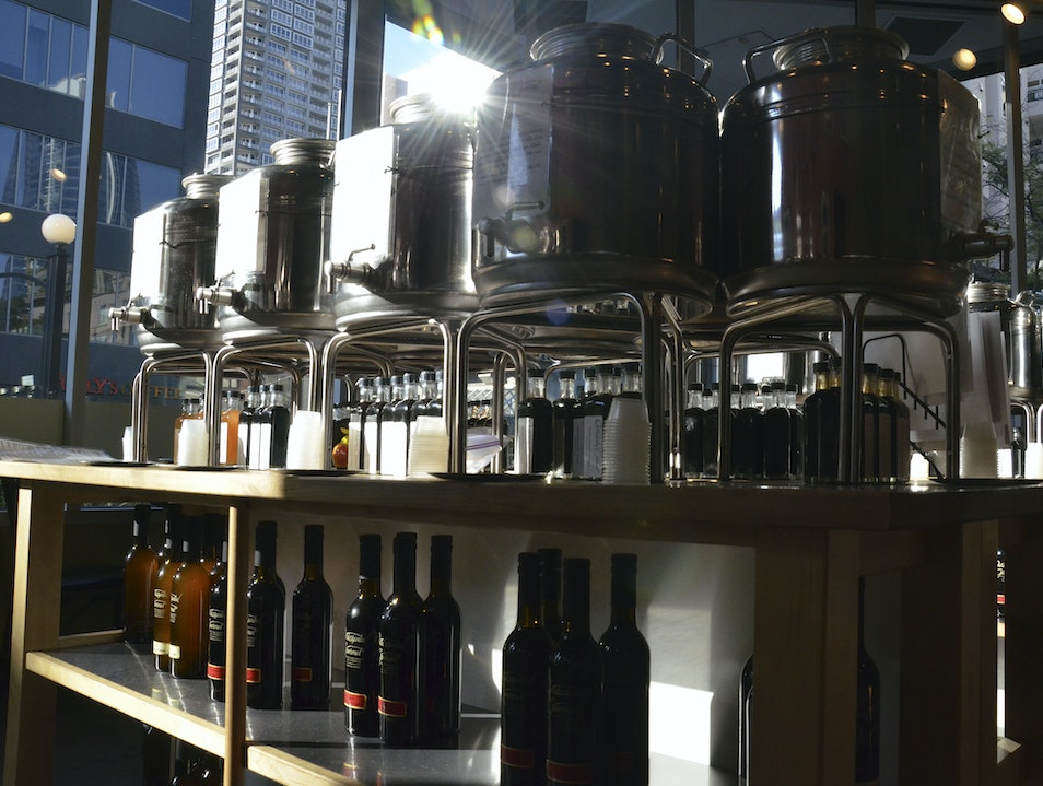 Olive Oil and Balsamic Vinegar Heaven Seattle Washington United States