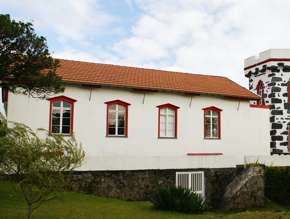 Capelo Crafts School Faial  Portugal