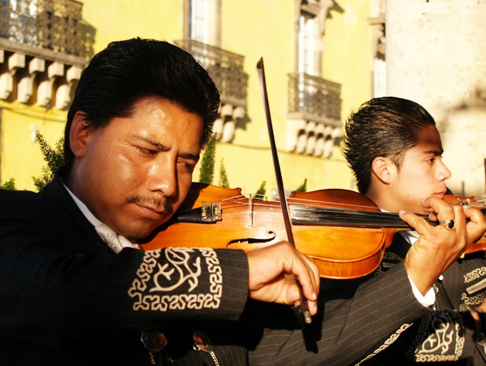 Mariachis in  San Miguel de Allende: The Most Mexican Music There Is