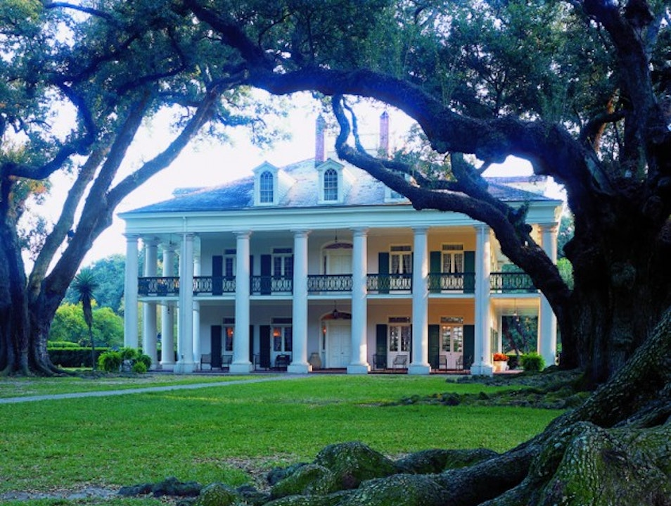 Escape to Plantation Country Vacherie Louisiana United States