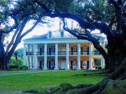 Oak Alley Plantation Vacherie Louisiana United States