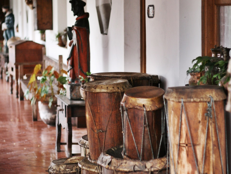 Hotel Santo Tomas - Clean and Eclectic Chichicastenango  Guatemala
