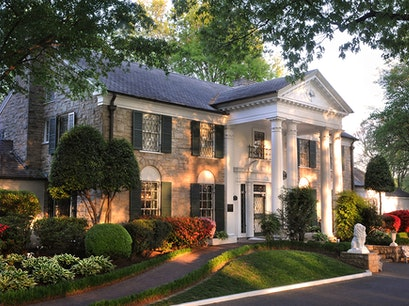 Graceland Memphis Tennessee United States