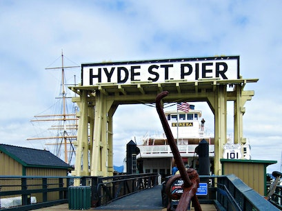 Hyde Street Pier San Francisco California United States
