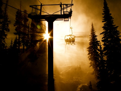 Bald Mountain Sun Valley Idaho United States