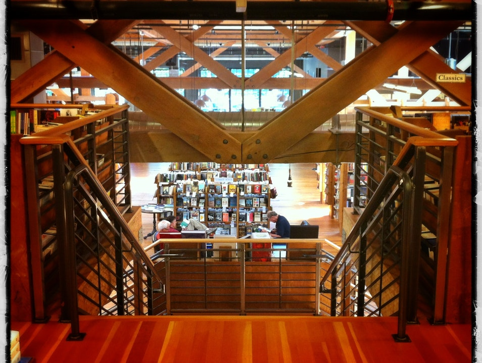 For Bibliophiles in Seattle