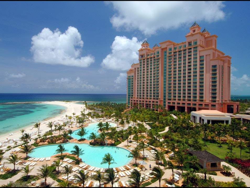 The Cove Resort at Atlantis Paradise Island New Providence  The Bahamas