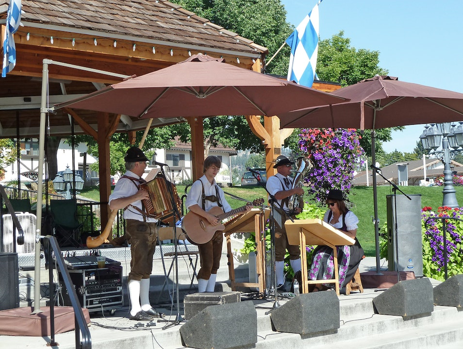 Play Me a Polka Leavenworth Washington United States