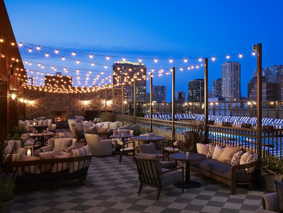 Soho House Chicago  Chicago Illinois United States