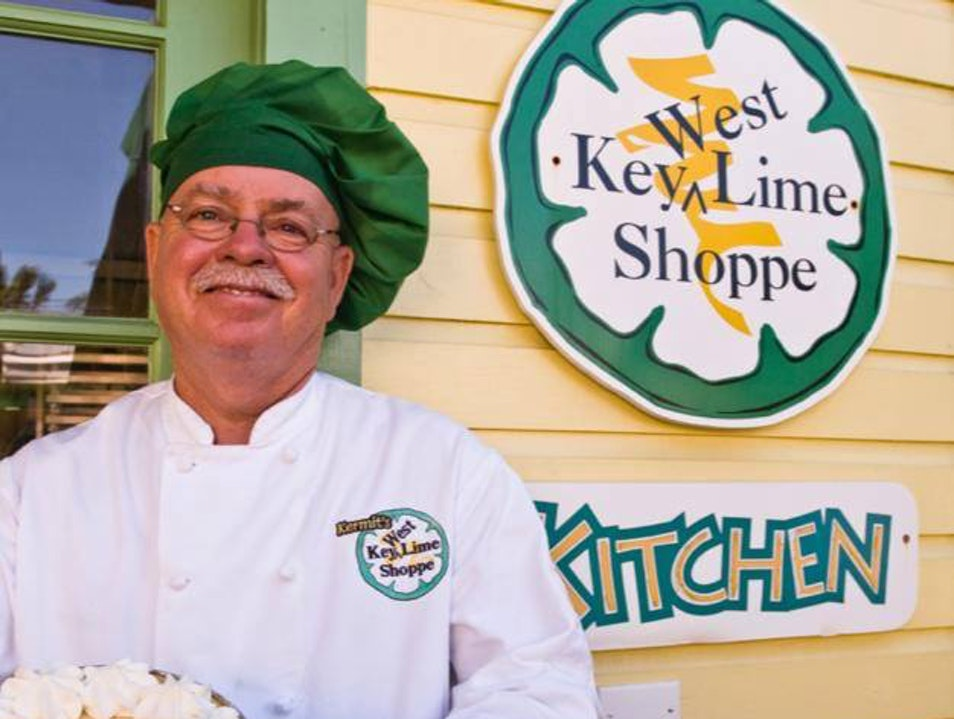Kermit's Key Lime Shop Key West Florida United States