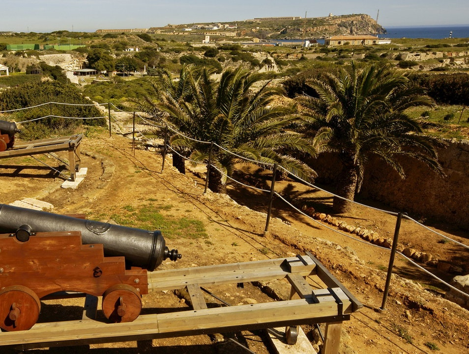 Fort Marlborough Cala De Sant Esteve  Spain