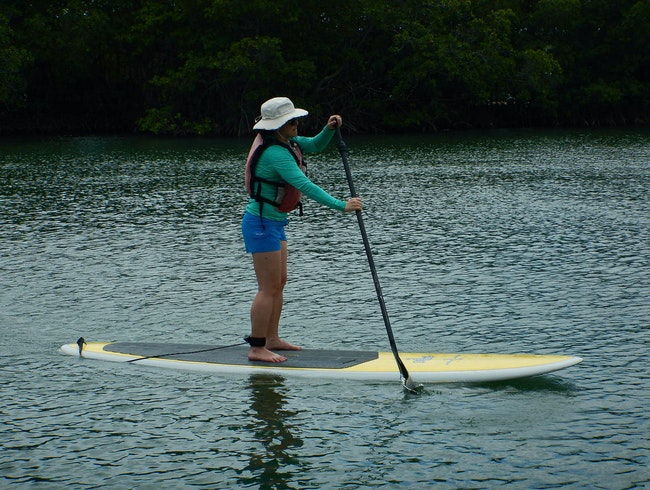 Vieques Paddleboarding: Fun tours