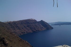 Ancient Walk From Thira to Oia