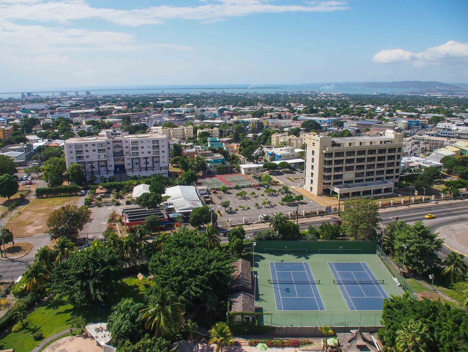 Presidential View in Kingston, Jamaica