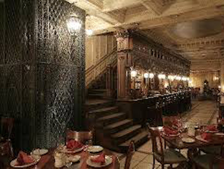 Seek the best in dining at Café Pushkin Moscow  Russia