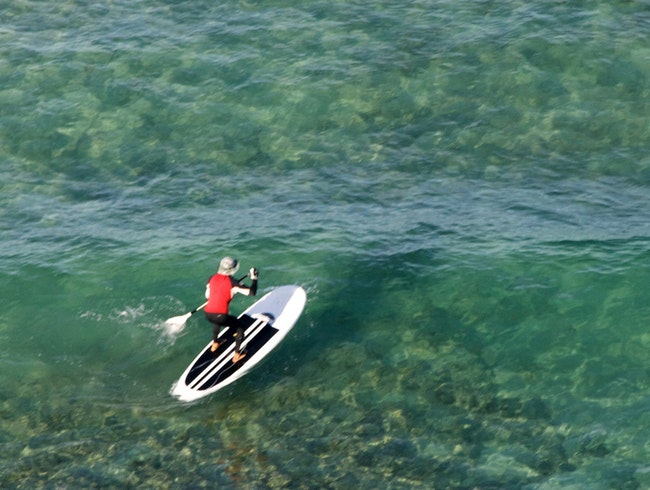 Wellness on the Water: Stand Up Paddleboarding