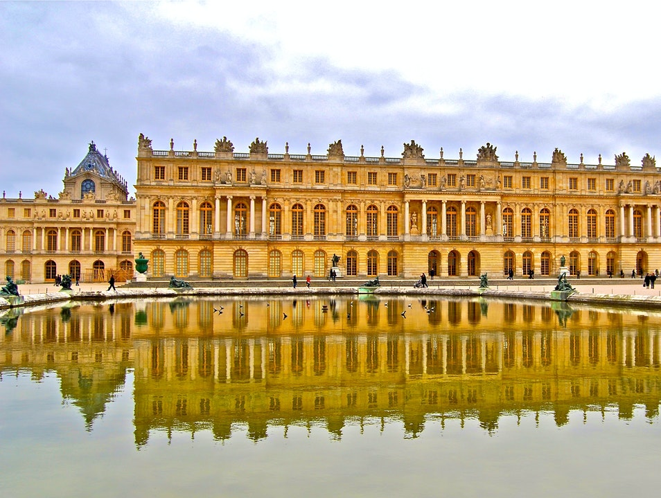 The Palace Versailles  France