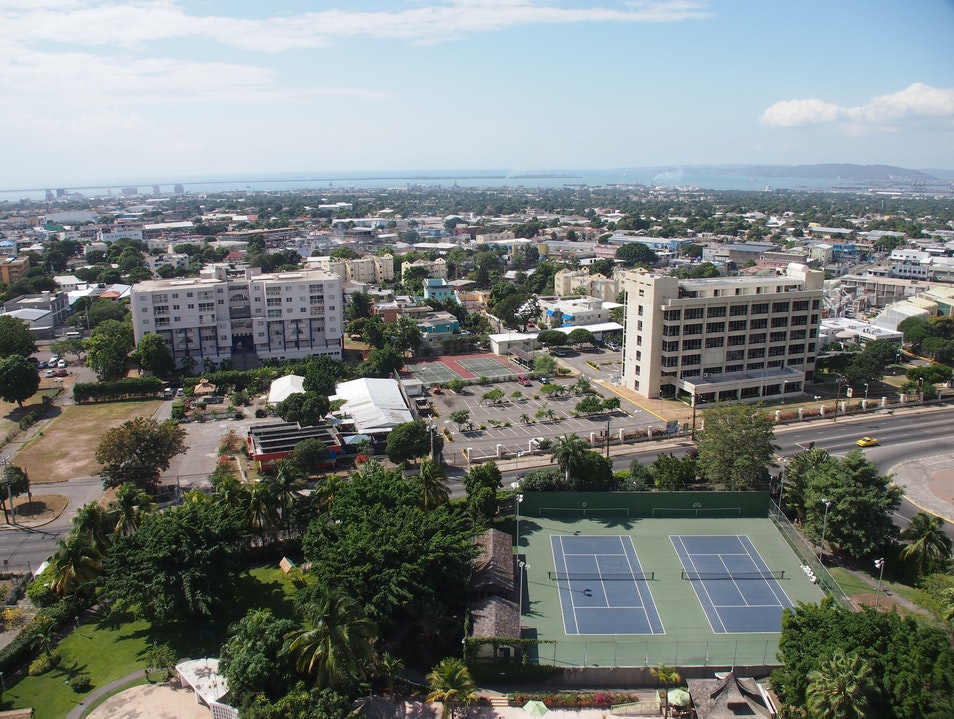 Hotel Views Fit For A President in Jamaica Kingston  Jamaica