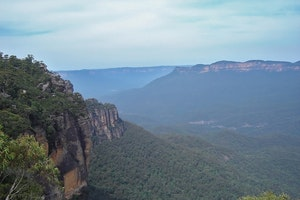 Day 10: Stay Overnight in the Blue Mountains National Park