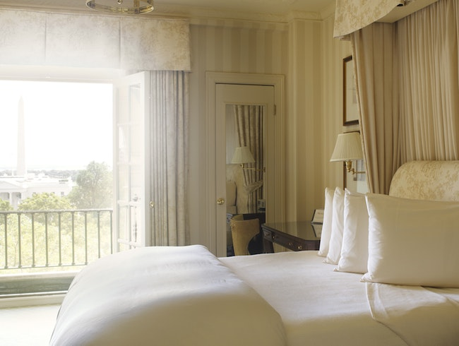 Guest Rooms at the Hay-Adams
