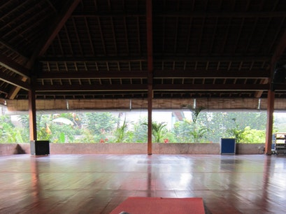 The Yoga Barn Ubud  Indonesia