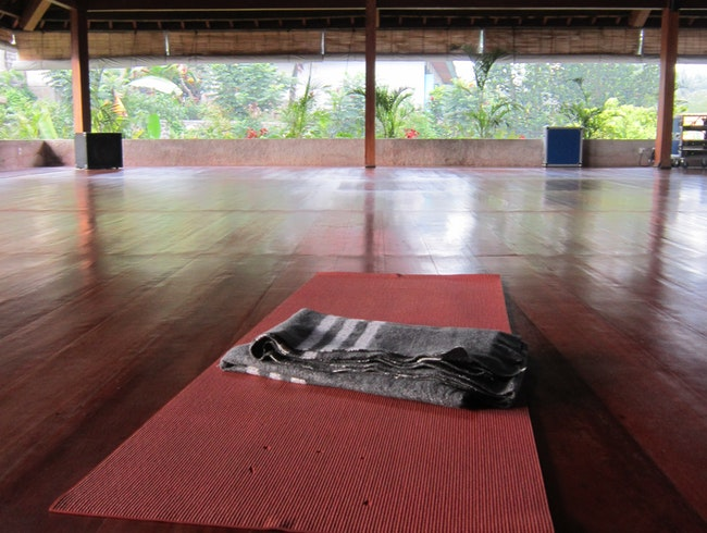 Yoga in the Cultural Heart of Bali