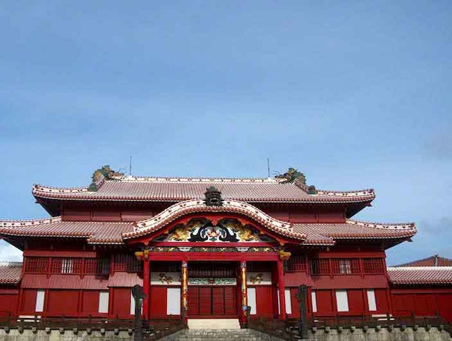 UNESCO Shuri Castle