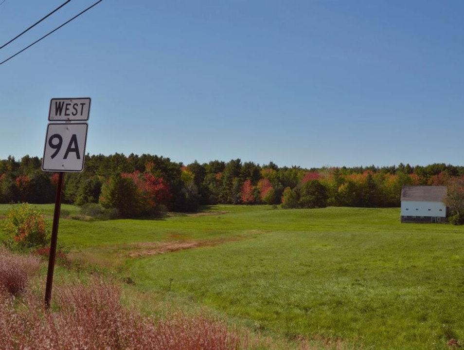 Country Roads, Take Me Home! Wells Maine United States
