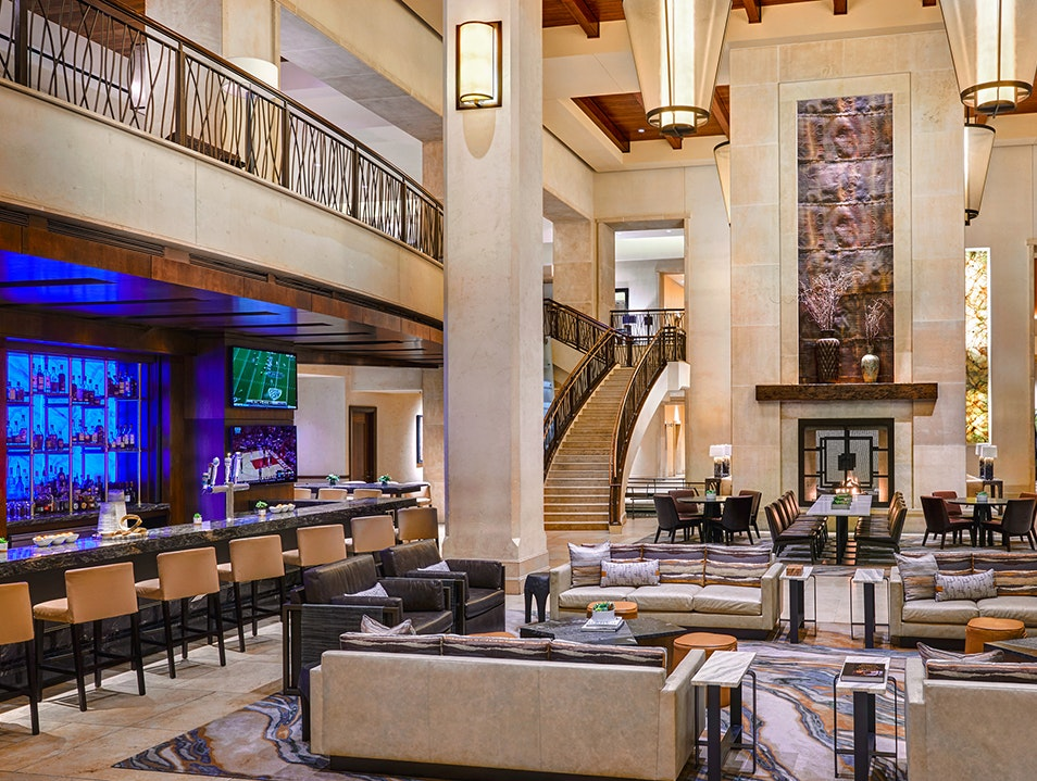 JW Marriott San Antonio Hill Country Resort & Spa San Antonio Texas United States