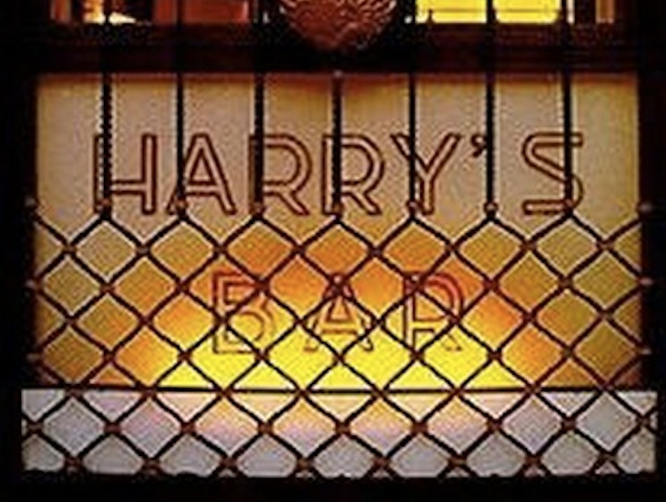 Birthplace of the Bellini: Harry's Bar