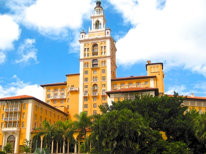 Biltmore Hotel Coral Gables Florida United States