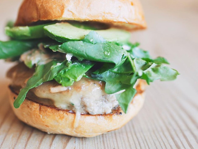 Wholesome Burgers with Vegetarian Options