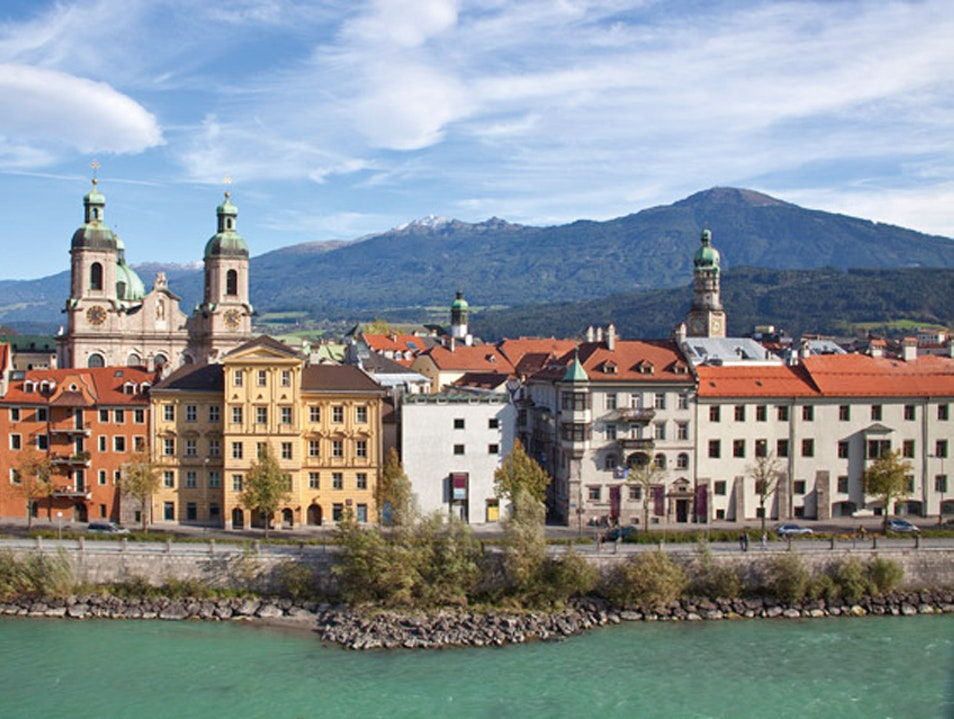A Church Worthy of a Holy Roman Emperor Innsbruck  Austria