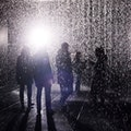 Rain Room London  United Kingdom