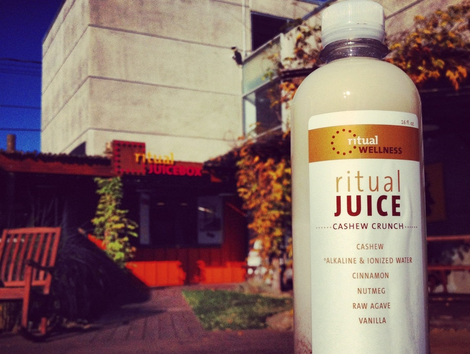 The Juice at Ritual Juicebox Costa Mesa California United States