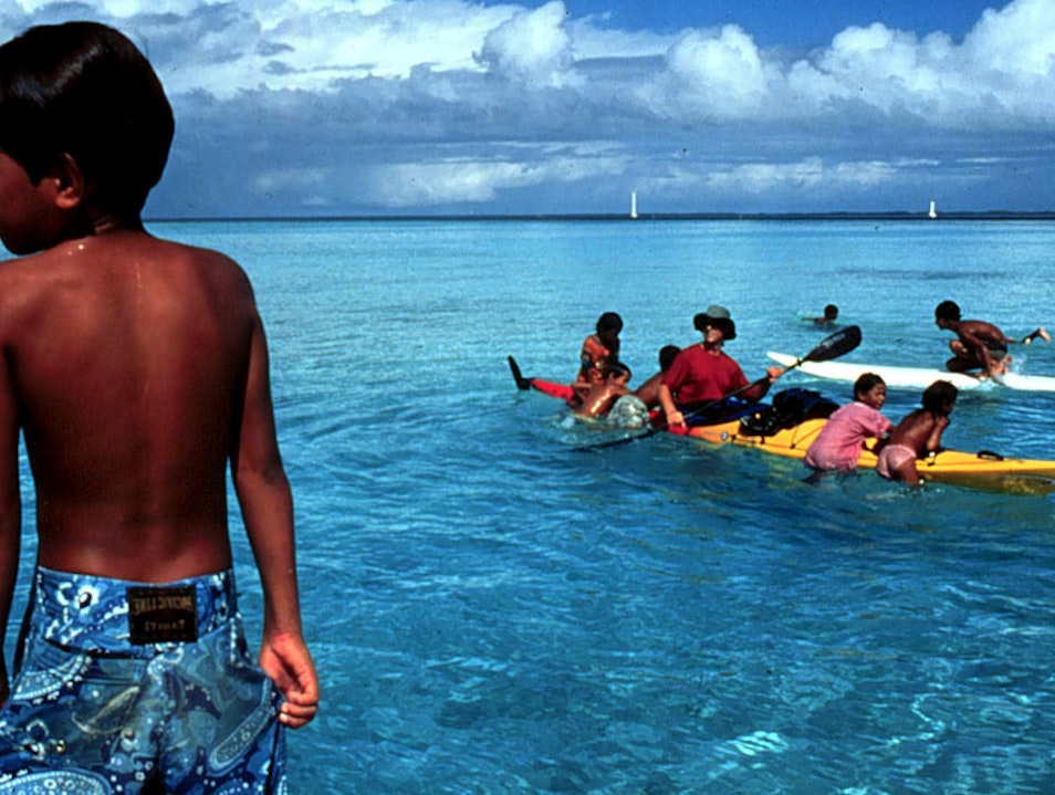 Fishing, Coconuts, & Black Pearls Tuamotus Islands  French Polynesia