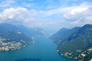 Monte San Salvatore, Lugano, Switzerland