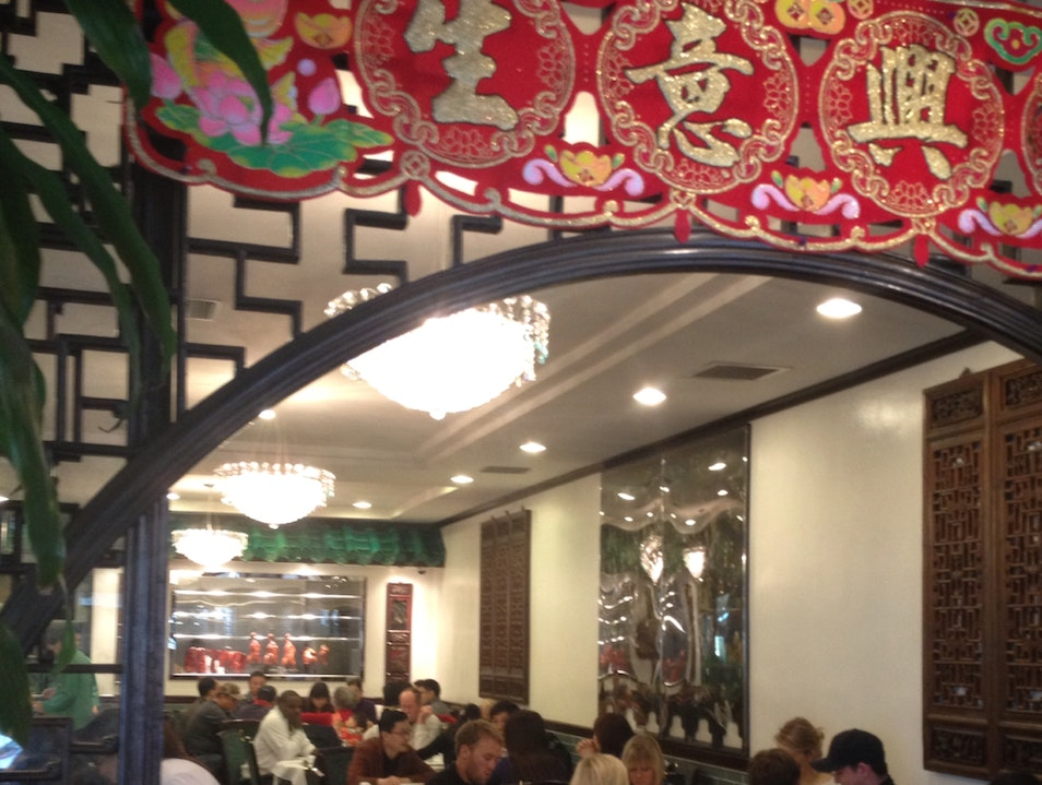 Great Chinese Experience