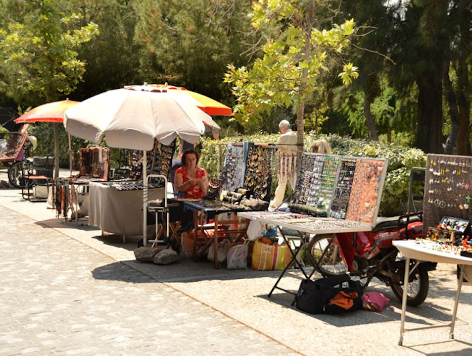 Athens Tips Part 21 - Street Vendors Athens  Greece