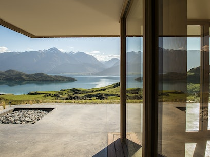 Aro Ha Wellness Retreat Glenorchy  New Zealand