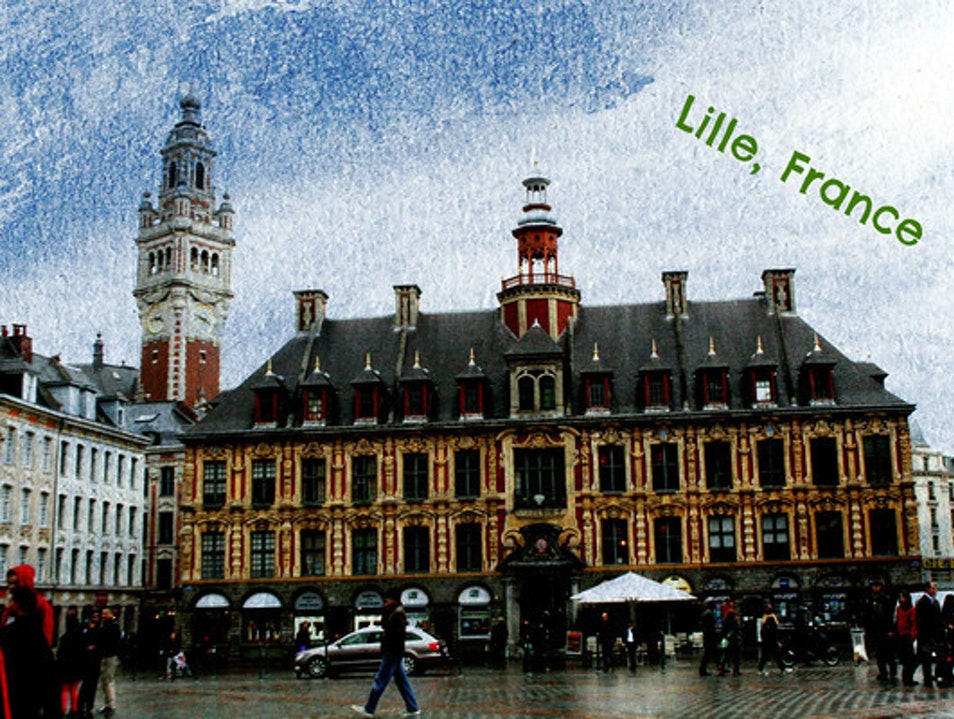 Lovely Lille Rieulay  France