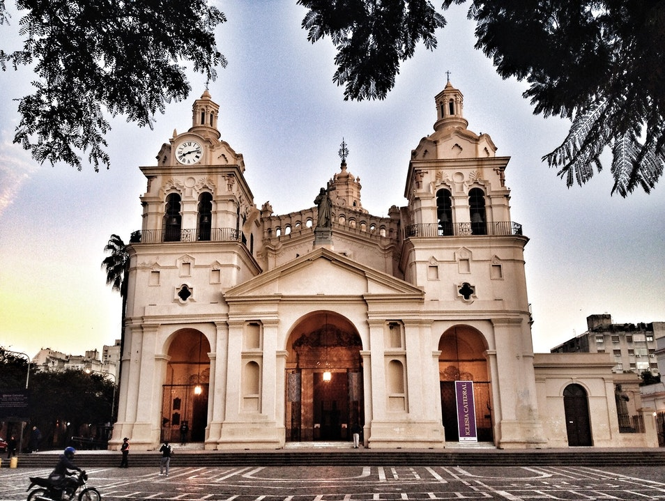 The Oldest Church in Argentina