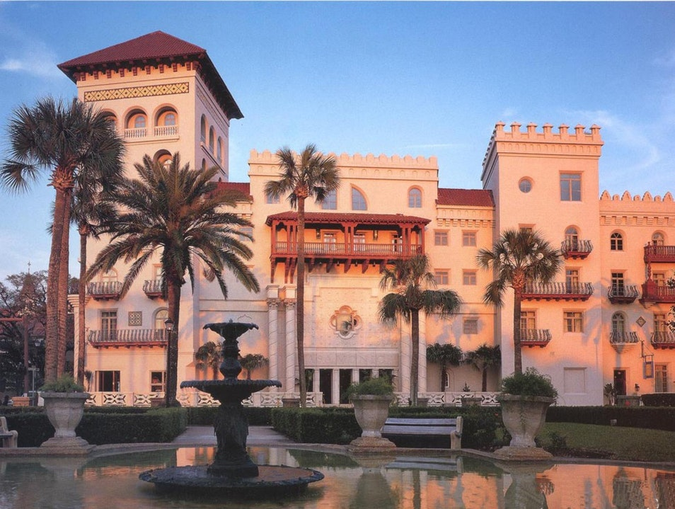 Historical luxury in the heart of the Oldest City Saint Augustine Florida United States
