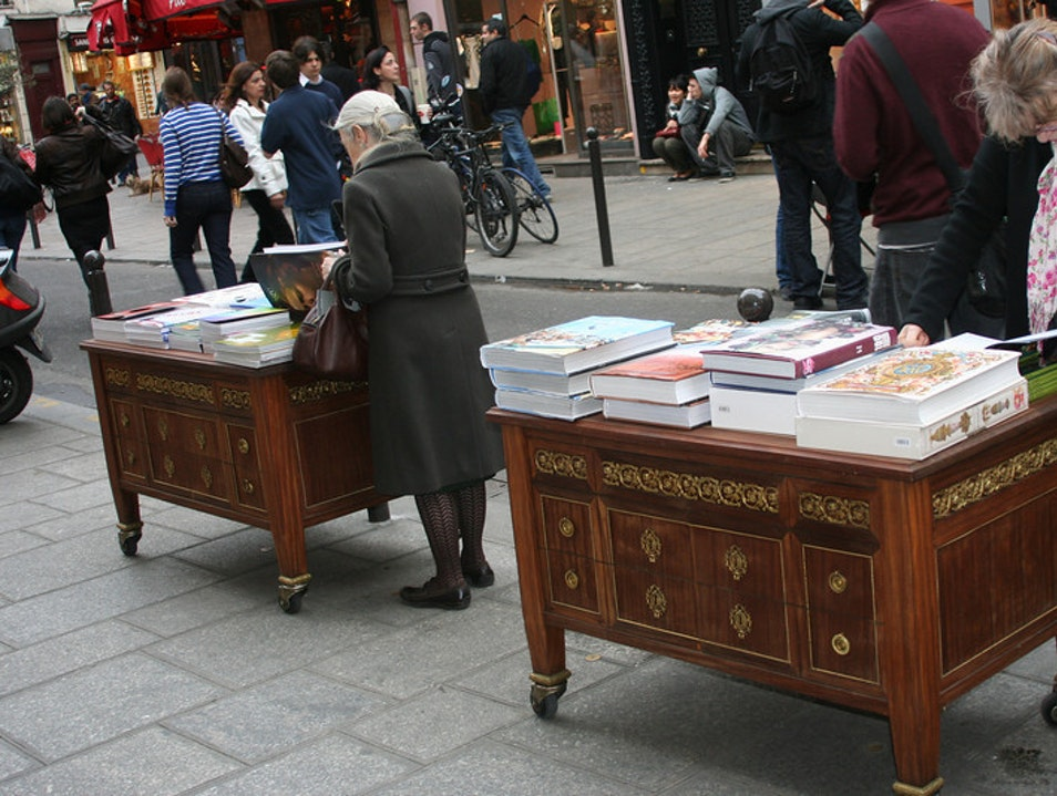 Big books, small price Paris  France